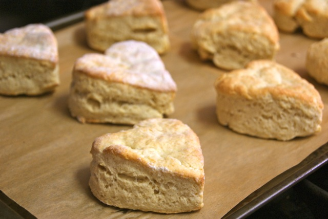 Gluten-Free Baking Powder Biscuits | Eat a Plant